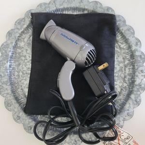 Babyliss Pro TT Travel Hair Dryer